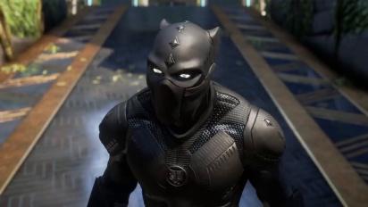 Marvel's Avengers - Black Panther Expansion: War for Wakanda Cinematic Traileri