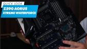 Nopea katsaus - Aorus Z590 Xtreme Waterforce