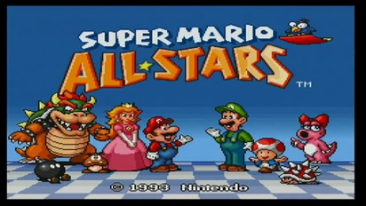 Super Mario All-Stars: 25th Anniversary Edition - Trailer