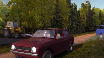 My Summer Car: What it is all about - Let's Play kehittäjä Johannes Rojolan kanssa