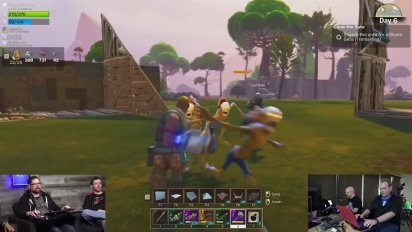 Fortnite Developer Diary - How Weapons and Traps Function