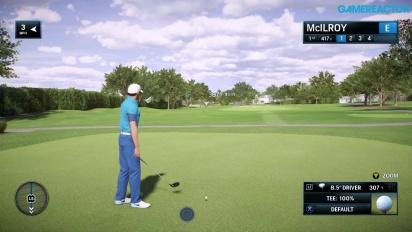Rory McIlroy PGA Tour - pelikuvaa Xbox Onen versiosta