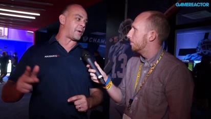 Madden NFL 16 - Rex Dicksonin haastattelu