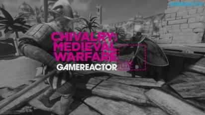 GR Live -uusinta: Chivalry: Medieval Warfare - 26.01.2016