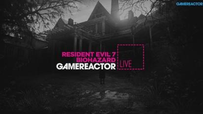 GR Liven uusinta: Resident Evil 7: Biohazard