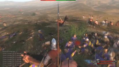 Mount & Blade II: Bannerlord - E3-pelikuvaa