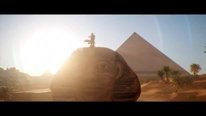 Assassin's Creed: Origins - Birth of the Brotherhood -traileri