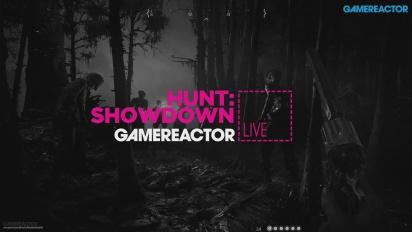 GR Liven uusinta: Hunt: Showdown