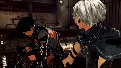 God Eater 3 - Rise Above a World of Desolation -traileri