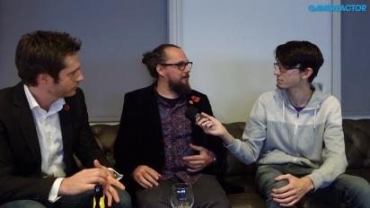 11-11: Memories Retold - Iain Sharkey ja Stephen Long haastattelussa