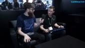 Razer Turret - Michael Regan haastattelussa