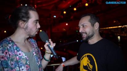 Mortal Kombat 11 - Derek Kirtzic haastattelussa