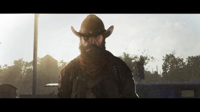 Hunt: Showdown - Xbox Game Preview -pätkä