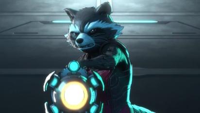 Marvel Ultimate Alliance 3: The Black Order - Japanese Teaser Trailer