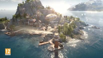 Anno 1800 - Gamescom 2019 -traileri