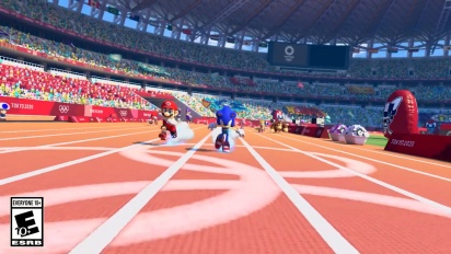 Mario & Sonic at the Olympic Games - All The Fun -traileri