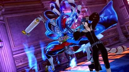 Persona 5 Scramble: The Phantom Strikers - Fox Character Video (japaniksi)
