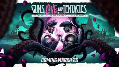 Borderlands 3 - Guns, Love, and Tentacles -traileri