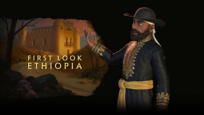 Civilization VI - Ethiopia First Look