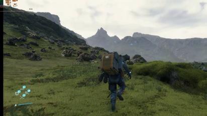 Death Stranding - PC Gameplay