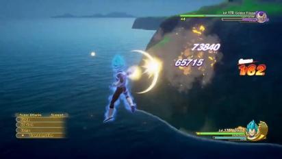 Dragon Ball Z: Kakarot - New Power Awakens Part 2 Preview -traileri