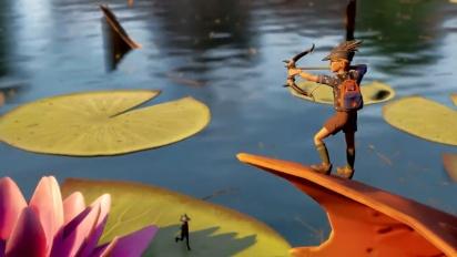 Grounded - The Koi Pond -traileri