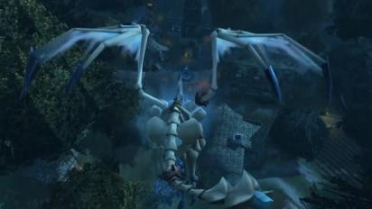 World of Warcraft: Shadowlands - Pre-Launch Event -traileri