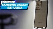 Nopea katsaus - Samsung Galaxy S21 Ultra