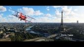 Microsoft Flight Simulator - Netherlands, Belgium, Luxembourg, and France World Update Traileri