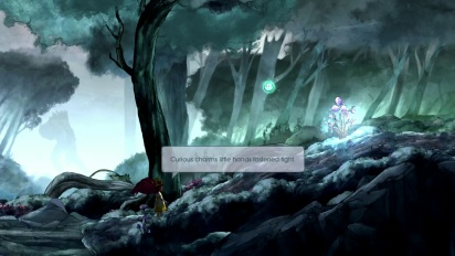 Child of Light - Making of Part 3 - A Modern Fairytale