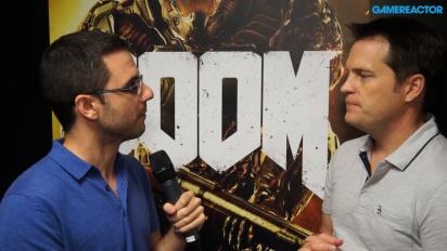 Doom & Doom VR - Marty Strattonin haastattelu