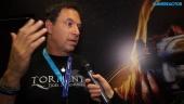 Torment: Tides of Numenera - Brian Fargon haastattelu
