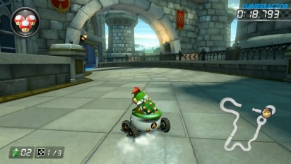 Mario Kart 8 Deluxe - 200cc Time Attack 1080p60 -pelikuvaa