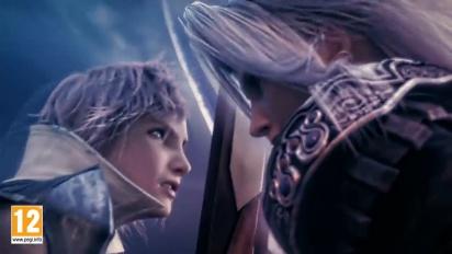 Dissidia Final Fantasy NT - avauselokuvan traileri