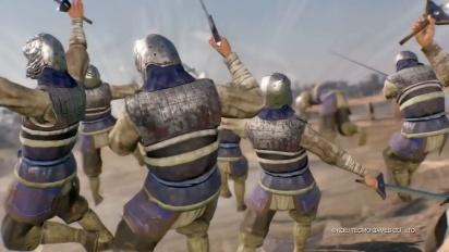 Dynasty Warriors 9 - julkaisutraileri