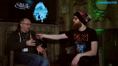 Call of Cthulhu - Jean-Marc Gueney haastattelussa