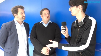 IGG: I Got Games - Enric Cabestany ja Jonathan Jones haastattelussa