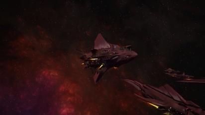 Endless Space 2 - Renegade Fleets ilmaisen päivityksen traileri