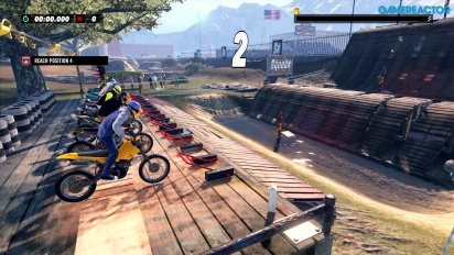 Trials Rising - PS4-pelikuvaa