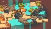 Unrailed - Developer Gameplay Quickplay (Desert Hard)