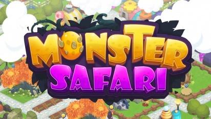 Monster Safari - julkistustraileri