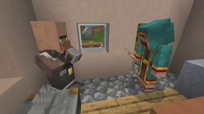 Minecraft - The Travelling Trader -traileri