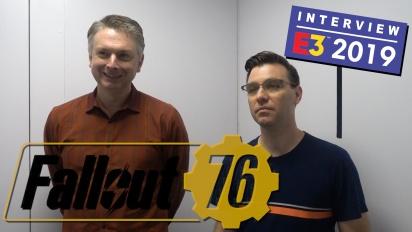 Fallout 76 - Haastattelussa Chris Mayer & Dan Nanni