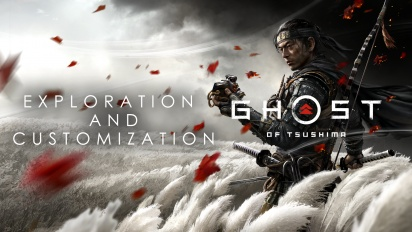 Ghost of Tsushima - Exploration and Customization (Sponsored)