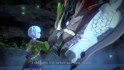 Monster Hunter Stories 2: Wings of Ruin - Announcement Traileri