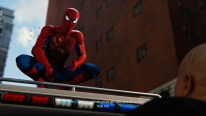 Marvel's Spider-Man Remastered - Gameplay