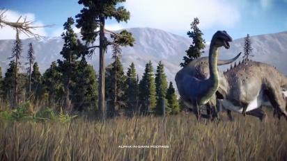 Jurassic World Evolution 2 - Gamescom 2021 -traileri