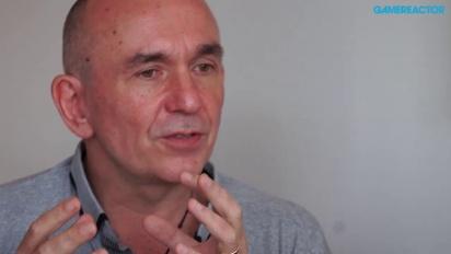 GC13: Godus - Peter Molyneux'n haastattelu