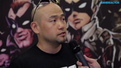 GC 13: The Wonderful 101 - Hideki Kamiyan haastattelu