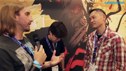 GC 13: Yaiba: Ninja Gaiden Z - Haastattelussa Keiji Inafune ja Yosuke Hayashi